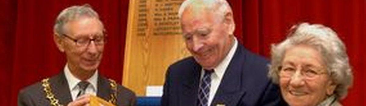 Celebration of Life event: Former Mayor & Mayoress of Sefton