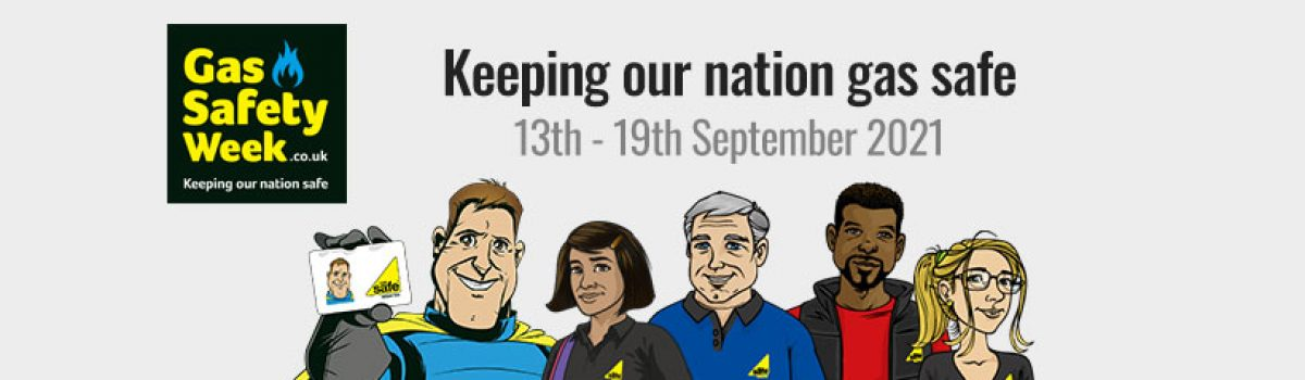 Sefton Council is supporting Gas Safety Week 2021