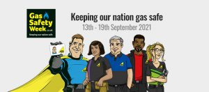 Sefton Council are supporting Gas Safety Week 2021 to raise awareness on the importance of gas safety.