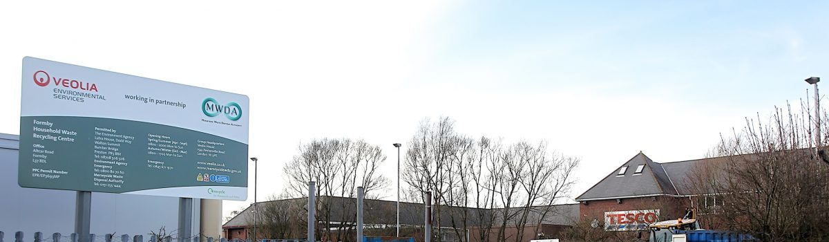 Recycling Centres in Sefton switch to shorter winter opening hours