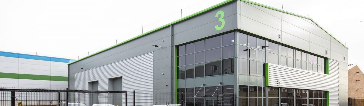 Robotics firm takes last unit at Northwood's Mersey Reach as work starts on phase 2