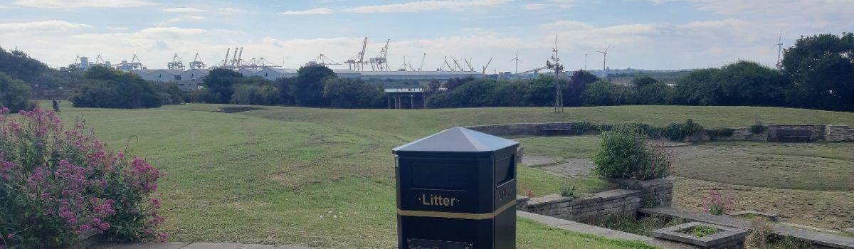 New bins introduced across Sefton at littering hotspots